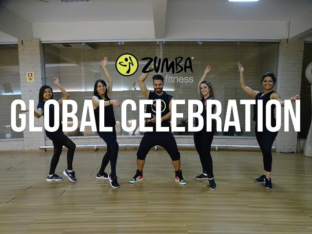Mia Martina - Global Celebration - Zumba (Belly Dance)