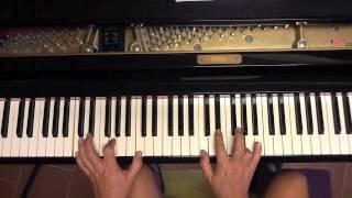Tutorial piano y voz Sodade (Cesaria Evora)