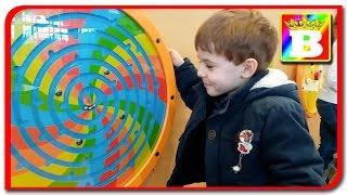 Invatam Ora. Challange intelectucal. Loc de joaca pentru copii. Bogdan`s Show