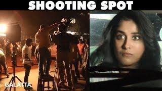 Mr. Chandramouli Shooting Spot | Karthik | Gautham Karthik | Regina Cassandra