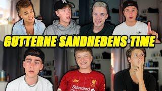 ''Hvem Slår Først Op?'' | SANDHEDENS TIME ft. GUTTERNE!