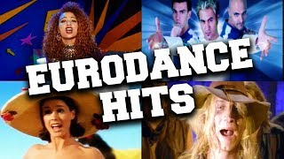 Top 60 Greatest Eurodance Hits Of The 90 S