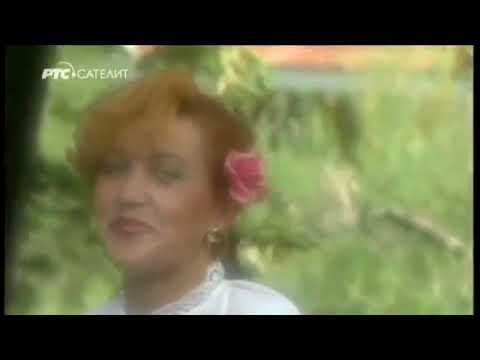 Merima Njegomir - Jutros mi je ruza procvetala - (Official video 1989)HD