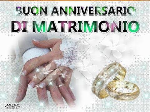 Auguri Per Il Vostro Anniversario Di Matrimonio.Buon Anniversario Di Matrimonio Auguri E Congratulazioni Sposi Per