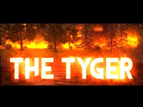 The Tyger by William Blake, A Short Animated Film (Award Winner)