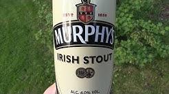 Oluttesti: Murpy's Irish Stout