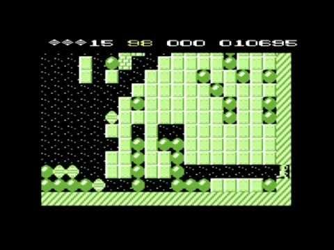 C64-Longplay - Boulder Dash 3 (720p)