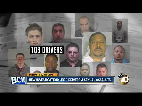 Big Rig - Report: Uber Says Avg. 4 Women Raped Per Week By Drivers
