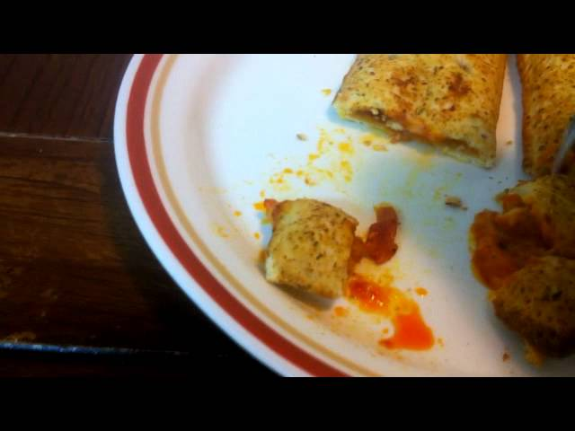 hot pockets baked in a standard oven