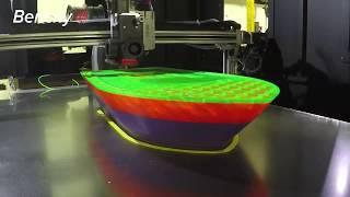3D Platform Large Benchy Print