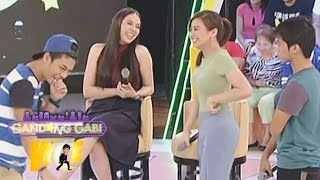 Miles Ocampo re-enacts a scene with a twist