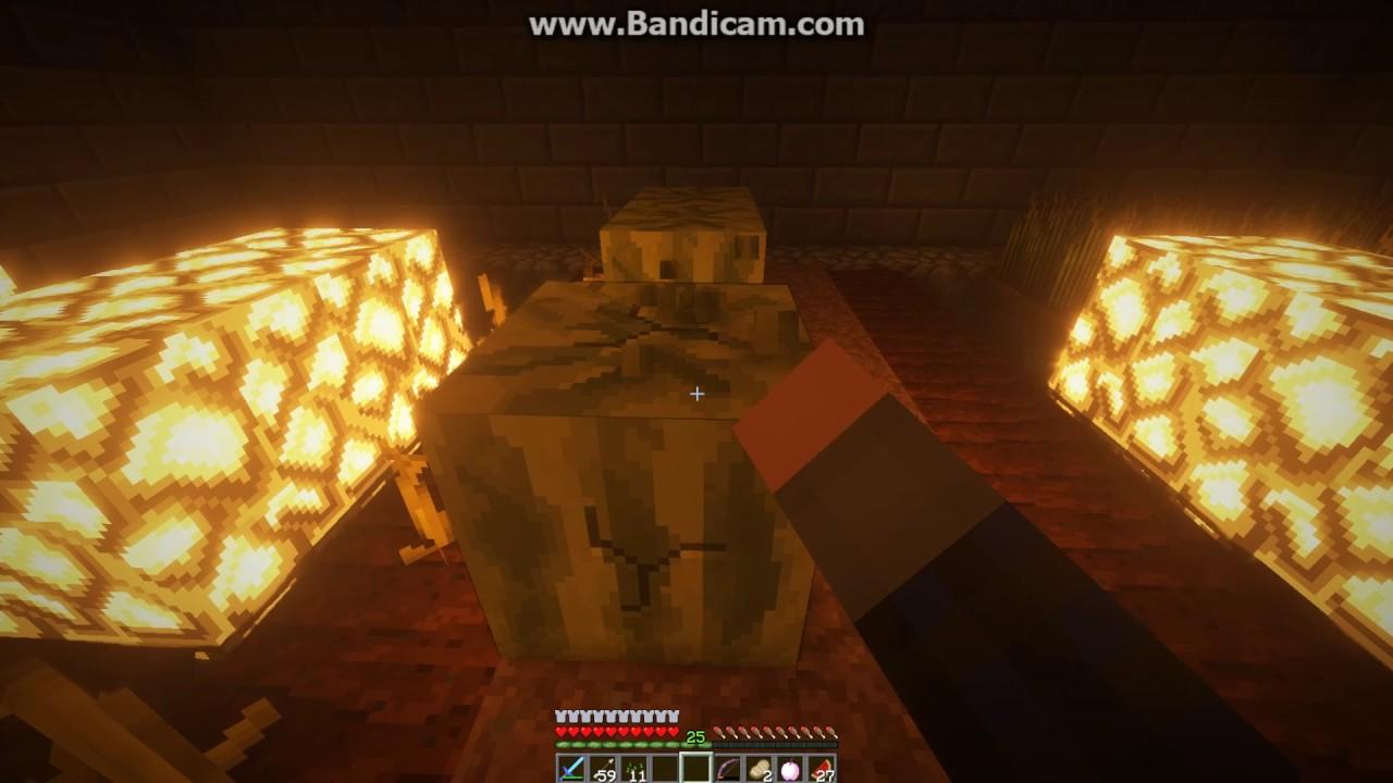 Minecraft - Sound Physics 1 11 (SEUS v11)