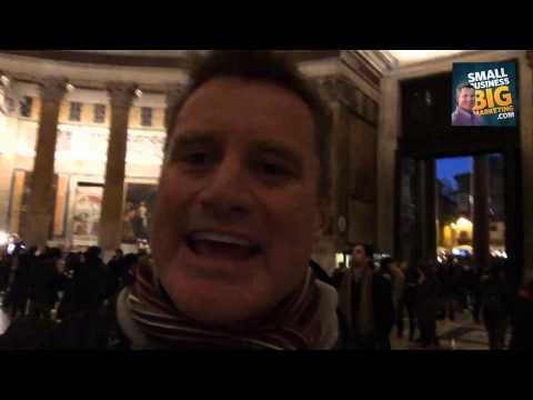 Timbo Travel's To Pantheon, Rome.