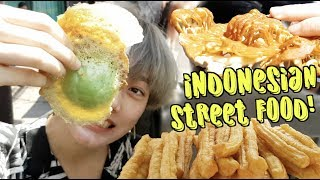 Gambar cover INDONESIAN STREET FOOD