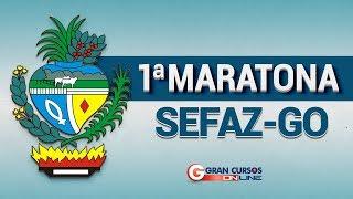 1ª Maratona SEFAZ-GO