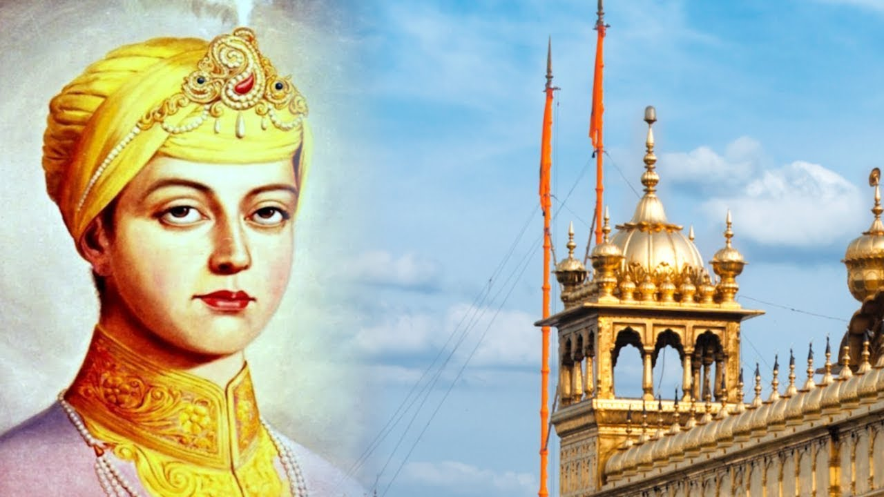 Guru Harkrishan became the eighth Guru of the Sikhs on 7 October 1661