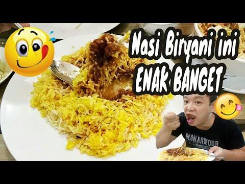 NASI BIRYANI AYAM II INDIAN FOOD IN BATAM
