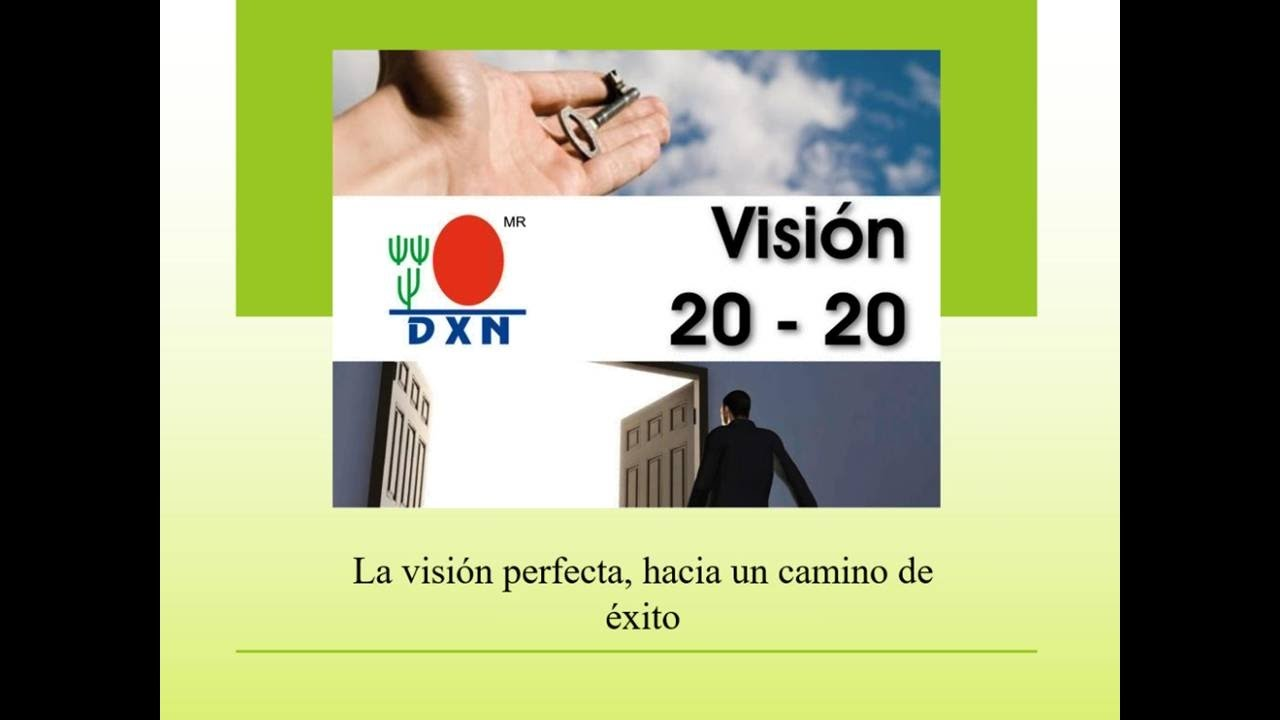 Modulo Vision 20 20 By Dxn Paraiso