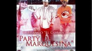 ¨Franco el gorila¨feat Jowell Randy Mezcla Mix Dj