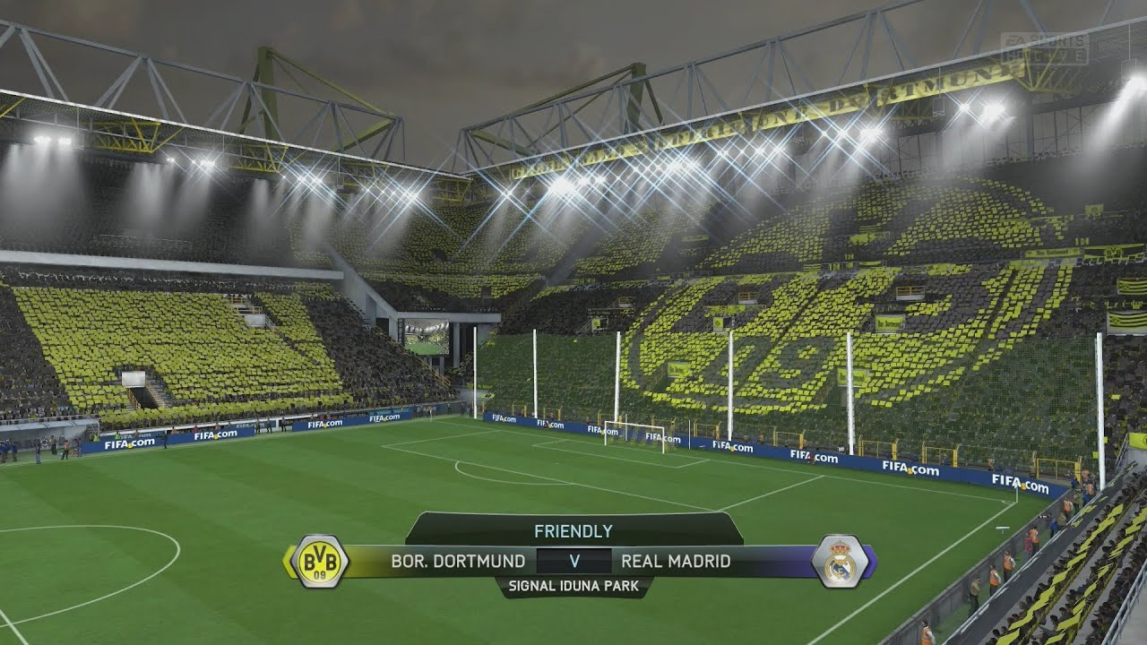 Ps4 fifa 14 dortmund vs real madrid full gameplay ps4 fifa 14 dortmund vs real madrid full gameplay playstation 4 1080p hd next gen youtube voltagebd Image collections