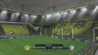 (PS4) FIFA 14 | Dortmund vs Real Madrid | FULL GAMEPLAY [PlayStation 4 1080p HD Next Gen]