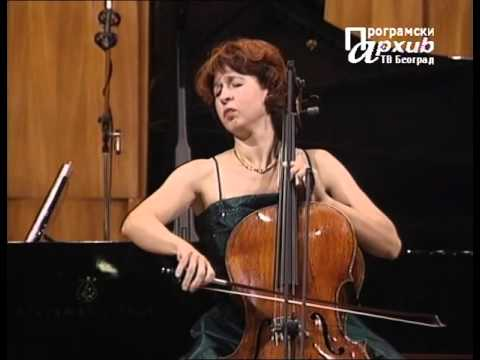 Xenia Janković: A. Schnittke - Suite in the Old Style Op.80