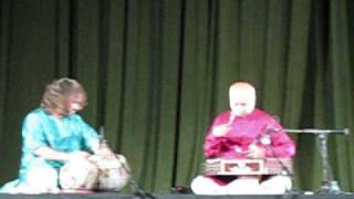 P. Satish Vyas (Santoor) Pt. Vijay Ghate (Tabla) Indian Classical Instrumental Music
