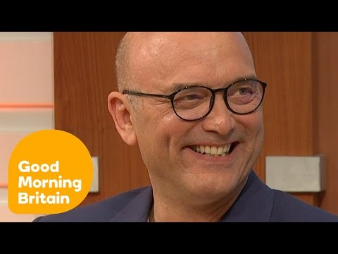 Gregg Wallace On Eat Well For Less And Strictly Gossip! | Good Morning Britain