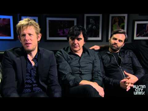 Austin City Limits Interview with Spoon