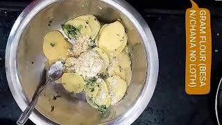 Tasty MARU NA BHAJIYA