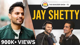 @Jay Shetty On Meditation, Spirituality & How To Think Like A Monk | The Ranveer Show 73