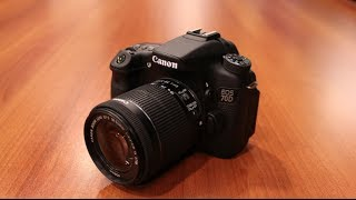 Full Review : Canon EOS 70D DSLR Camera