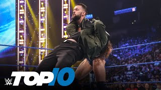 Top 10 Friday Night SmackDown moments: WWE Top 10, July 16, 2021