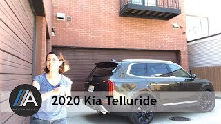 2020 Kia Telluride Review