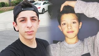 faze rug swatted jacob sartorius exposed youtuber terminated mysticgotjokes girlfriend