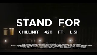 Смотреть клип Chillinit Ft. Lisi - Stand For