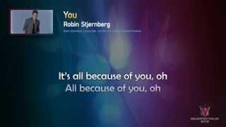 Robin Stjernberg - You ( Lyrics )