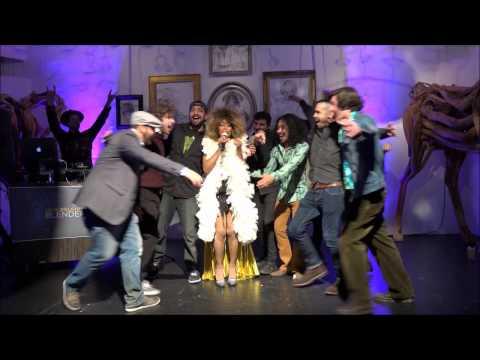 New Belgium Corporate Beer Event  Tina Turner Tribute Kiesha Wright