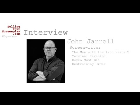 SYS Podcast Episode 067: Screenwriter John Jarrell Talks About The Beginning Stages Of His Career