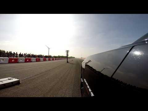 Corvette C5 Vs Camaro 5e gen run 2 clastre
