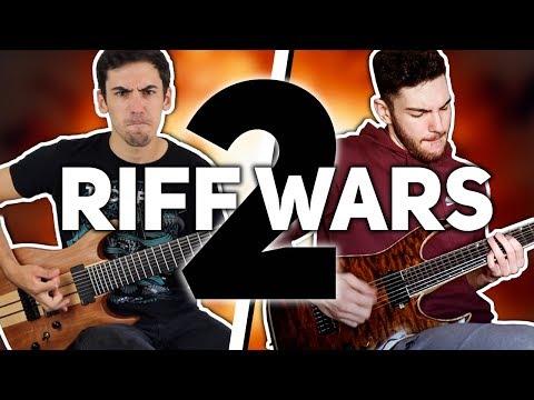 RIFF WARS 2 | Robin Leneutre VS Keyan Houshmand