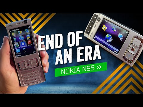 When Phones Were Fun: Nokia N95 (2007)