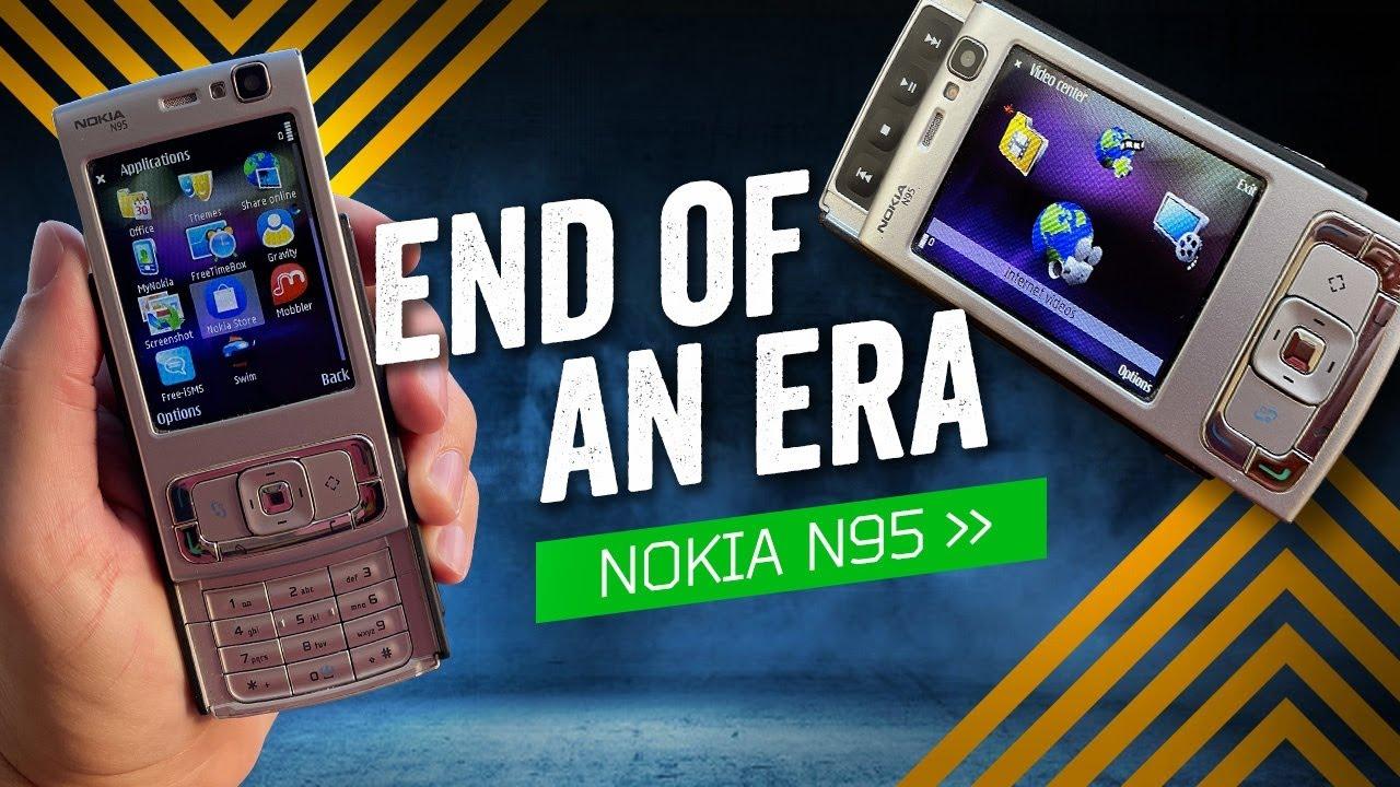 Download When Phones Were Fun: Nokia N95 (2007)