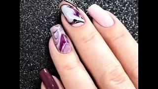 красивые ногти 2018