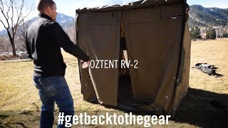Oztent RV-2 Tent from Waypoint : Gemini Overview