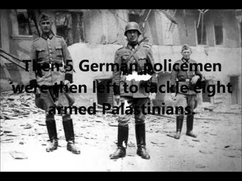 1972 Munich Olympics Massacre