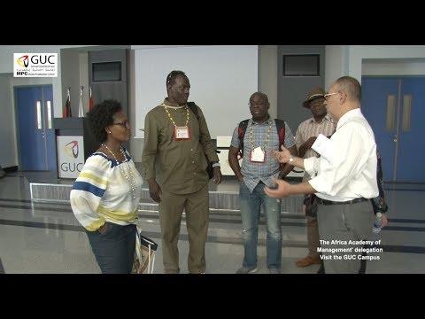 Africa Academy of Management Visit