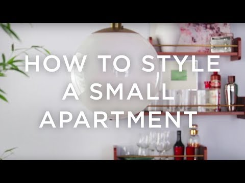How To Decorate A Small Apartment | west elm