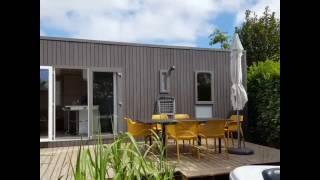 Le nouveau Quartier Natura Lodges - Yelloh Village Les Mouettes***** à Carantec