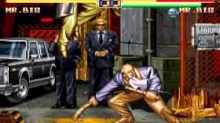 龍虎の拳2 - Mr.BIG : 4016690pts.